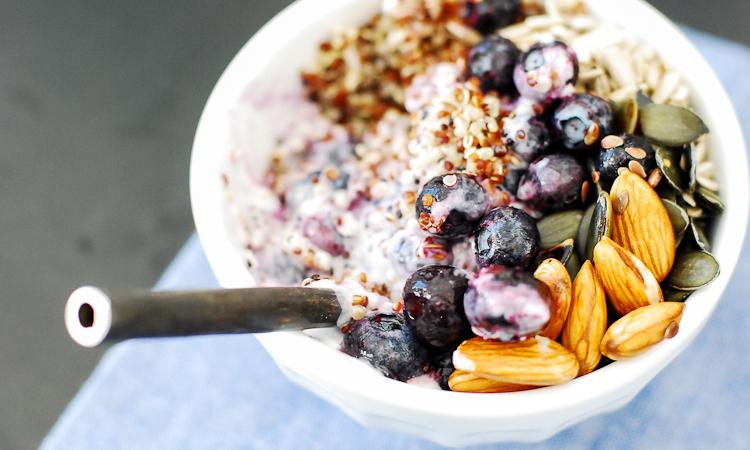 Quinoa Breakfast Bowl-3